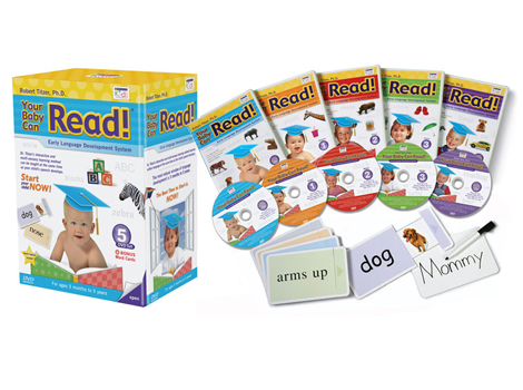 Your baby can read - YBCR
