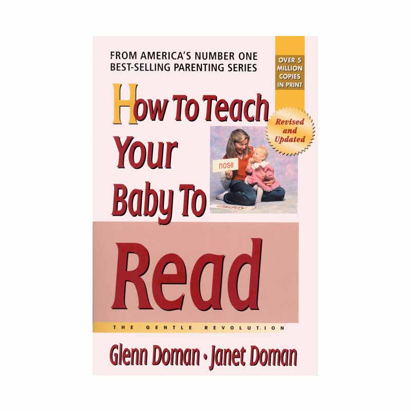 Review How To Teach Your Baby To Read By Glenn Doman