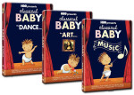 Classical Baby 3-Pack: Music, Art & Dance