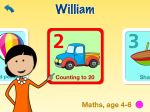 EuroTalk App – Maths Age 4-6