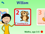 EuroTalk App – Maths Age 3-5