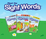 Meet the Sight Words by Preschool Prep