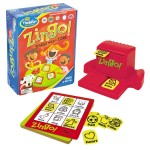 ThinkFun Zingo, For Ages 4-8 years