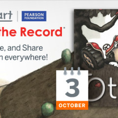 Join the Otis Book Parade for Read for the Record on We Give Books
