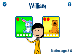 Eurotalk Math Age 3-5:Early Math App for kids